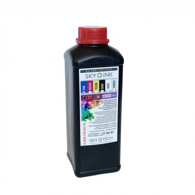 Чернила UV-LED -лак 1 литр