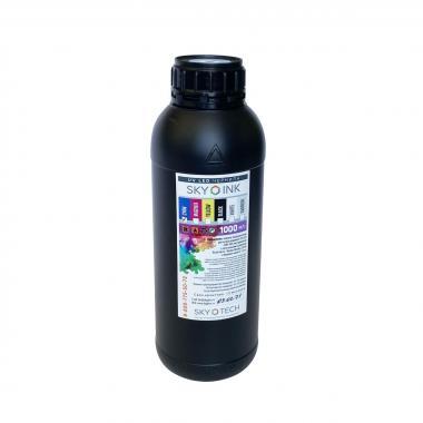 Чернила UV-LED Cyan 1 литр