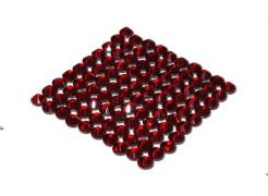 Стразы цвет красный SS20 (4.6-4.8мм) 1440 шт.