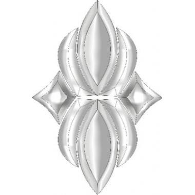 Фацетовый элемент в сборе №5