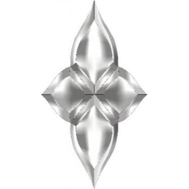 Фацетовый элемент в сборе №9