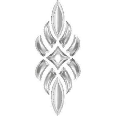 Фацетовый элемент в сборе №13